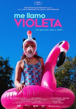Mein Name ist Violeta