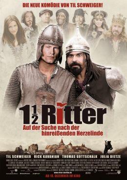 1 1/2 Ritter - Auf der Suche nach der hinreißenden...linde