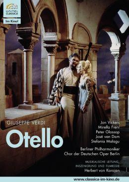 Otello - Plakat