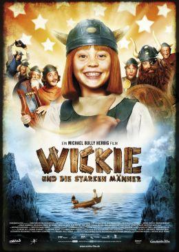 WICKIE UND DIE STARKEN MÄNNER - Plakat