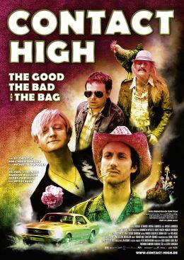 Contact High - Filmplakat