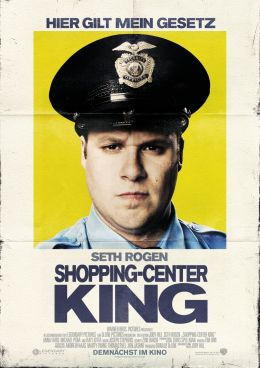 Plakat - Shopping-Center King - Hier gilt mein Gesetz
