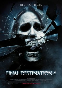 Final Destination 4 - 2D-Hauptplakat