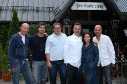 Jakobs Bruder - Teamfoto - Christoph Maria Herbst,...lsner