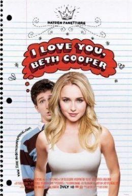 I Love You, Beth Cooper - Plakat