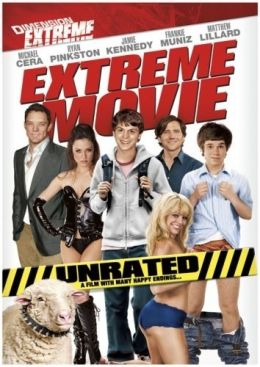 'Extreme Movie' - Filmplakat
