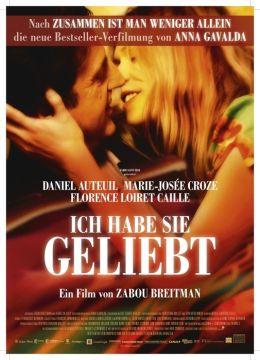 Ich habe sie geliebt - Filmplakat