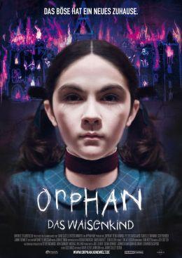 'Orphan - Das Waisenkind' - Plakat