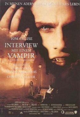 Filmplakat 'Interview mit einem Vampir'