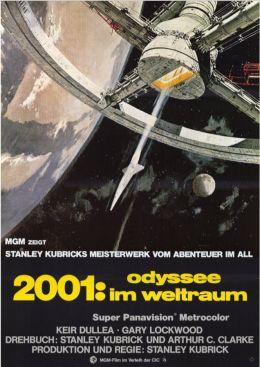 2001- Odyssee im Weltraum