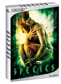Species - DVD-Packshot