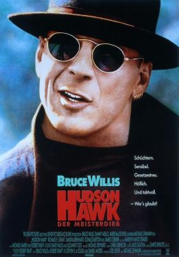 Hudson Hawk - Der Meisterdieb - Bruce Willis