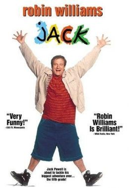 Jack -  Robin Williams