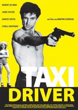 Taxi Driver Plakat groß