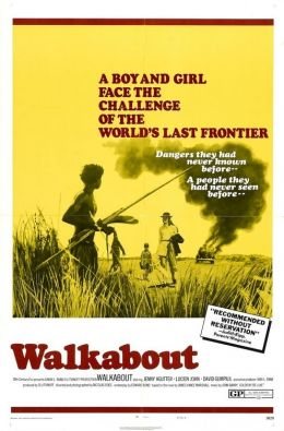 Walkabout - Poster