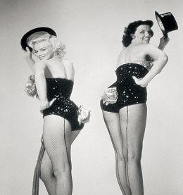 Blondinen bevorzugt - Marilyn Monroe, Jane Russell