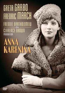 Anna Karenina DVD-Cover