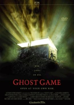 Ghost Game DVD-Cover