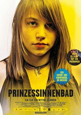 Prinzessinnenbad - Plakat