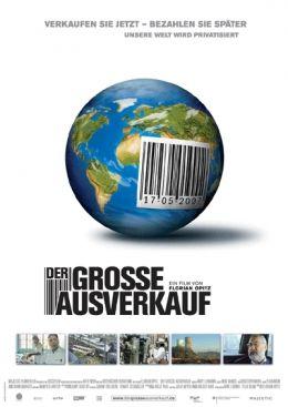 Der große Ausverkauf - Kinoplakat
