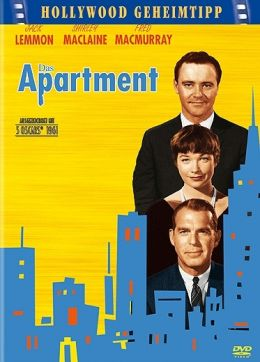 Das Apartment - DVD-Cover