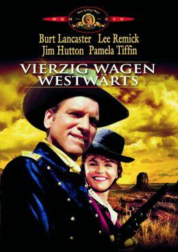 Vierzig Wagen westwärts - DVD Packshot