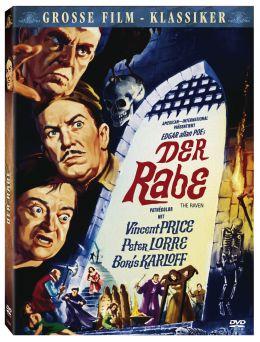 Der Rabe - DVD-Cover