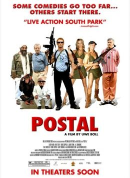 Postal - US-Plakat