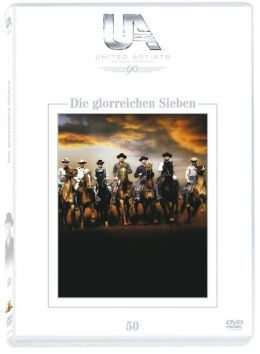 Die glorreichen Sieben - DVD-Cover United Artists Edition