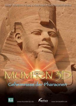 Mumien 3D - Die Geheimnisse der Pharaonen