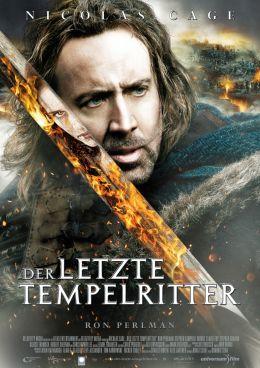 Der letzte Tempelritter - Hauptplakat