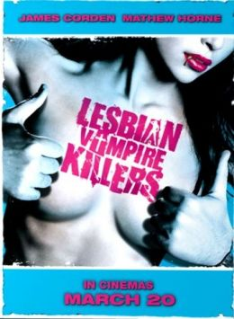 Lesbian Vampire Killers - Poster
