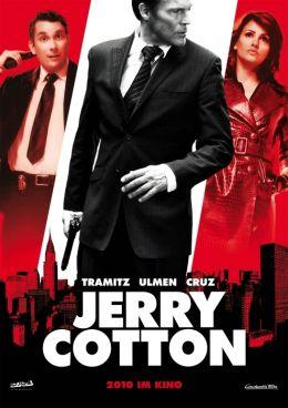 Jerry Cotton Teaser-Plakat