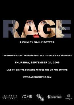 'Rage ' Filmplakat
