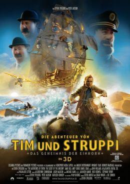 Die Abenteuer von Tim und Struppi - Das Geheimnis der...horn'
