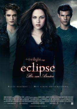Eclipse - Biss zum Abendrot - Plakat