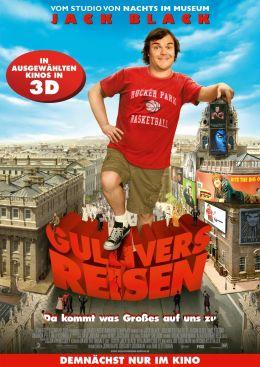 Gulliver's Reisen - Hauptplakat