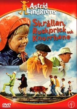 Ferien auf Saltkrokan - Rüpel und Knurrhahn